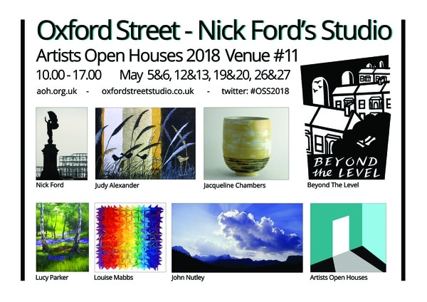 Artists Open House May 2018