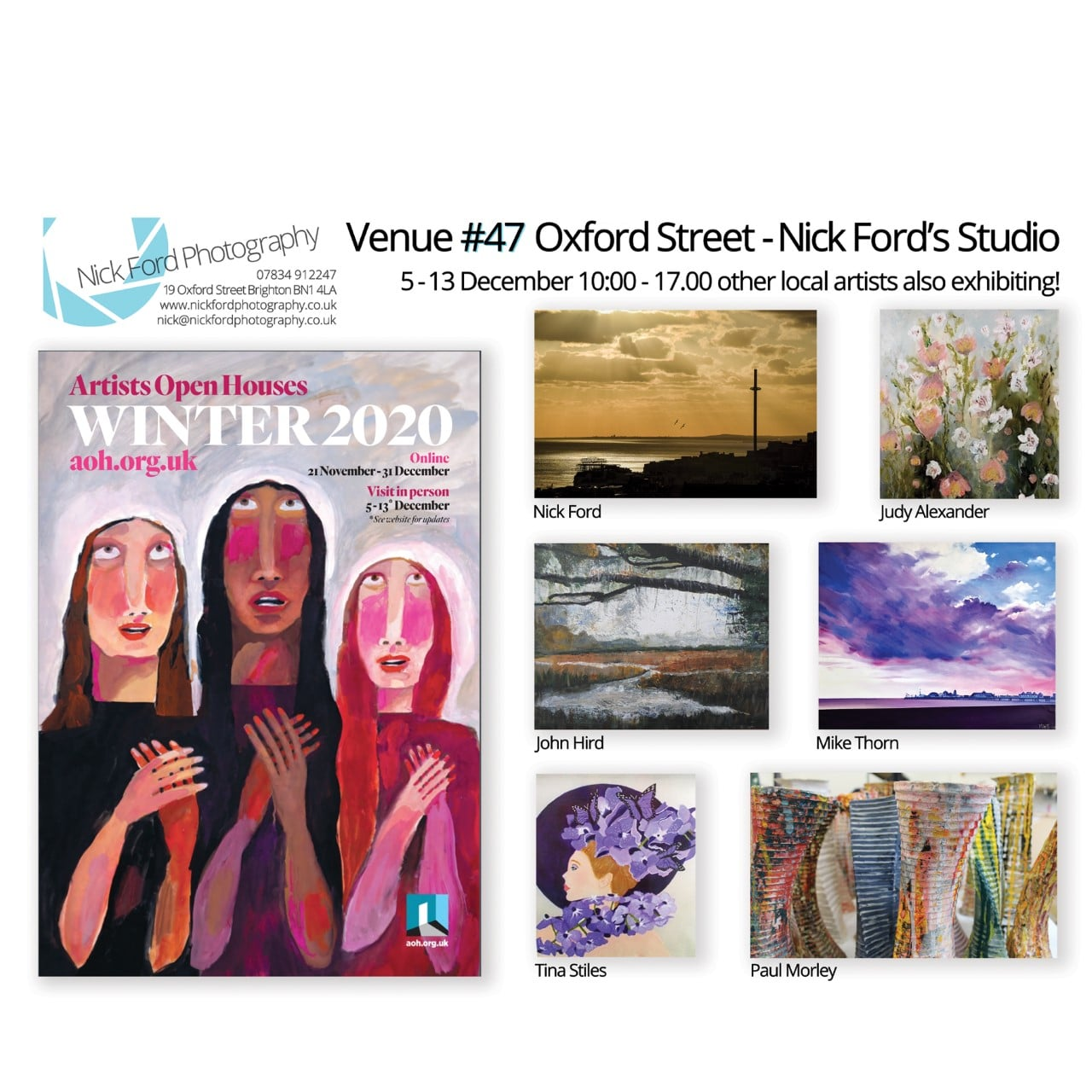Artists Open House 2020
