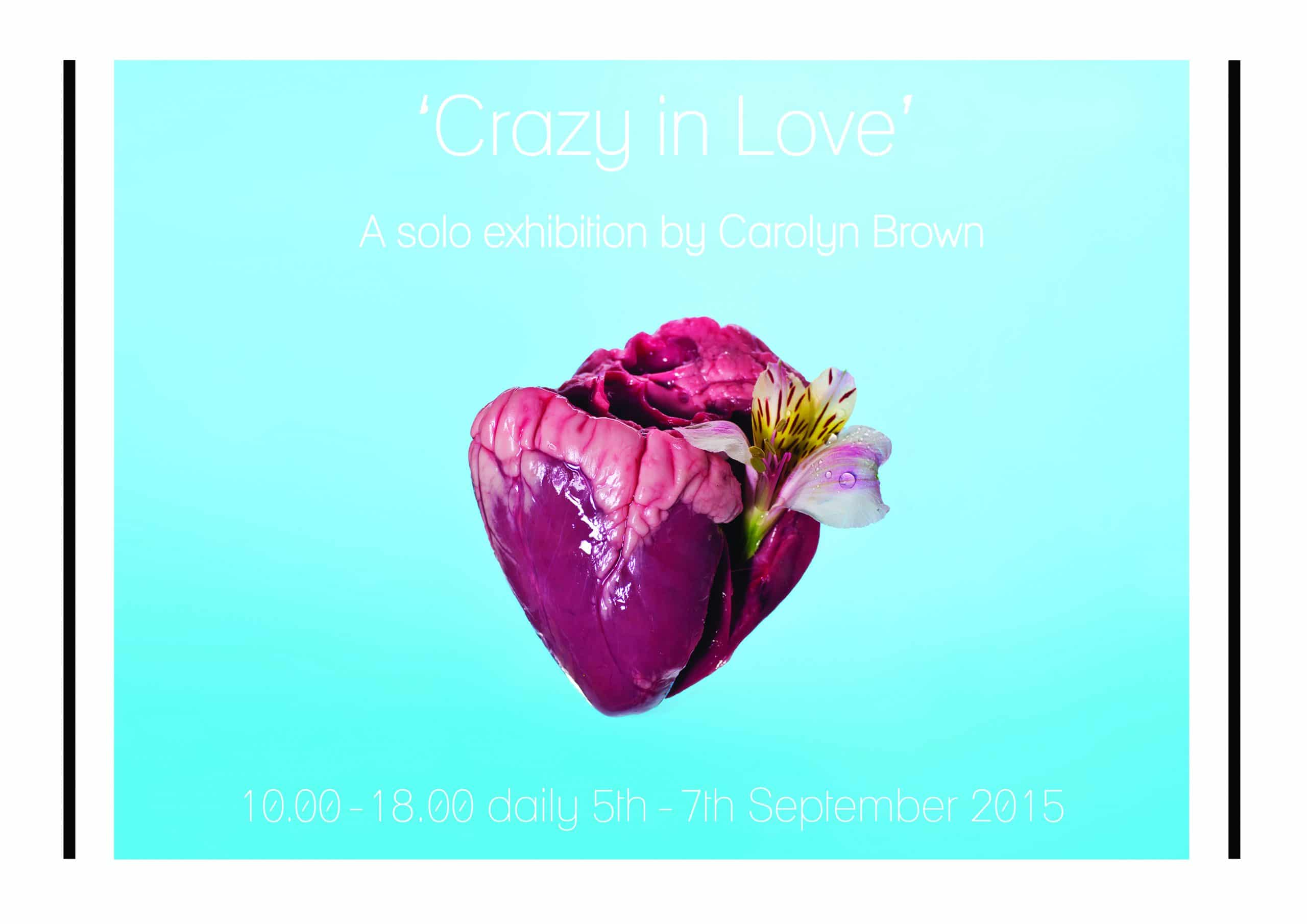 'Crazy in Love' by Carolyn Brown